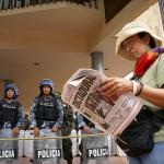 Honduras: Primeira vítima feminina da repressão do regime de MIchelleti
