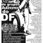 II ENCONTRO DE GRUPOS AUTÔNOMOS